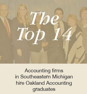 Accounting firms hire OU grads