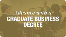Graduate Business Degree