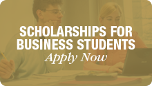 scholarships for business students