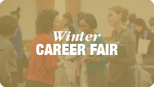 Winter Career Fair