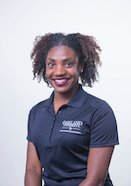 Headshot of Kessia Graves in an Oakland University shirt