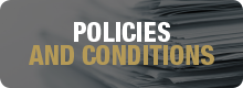 Policies and Conditions