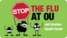 Stop the Flu at OU