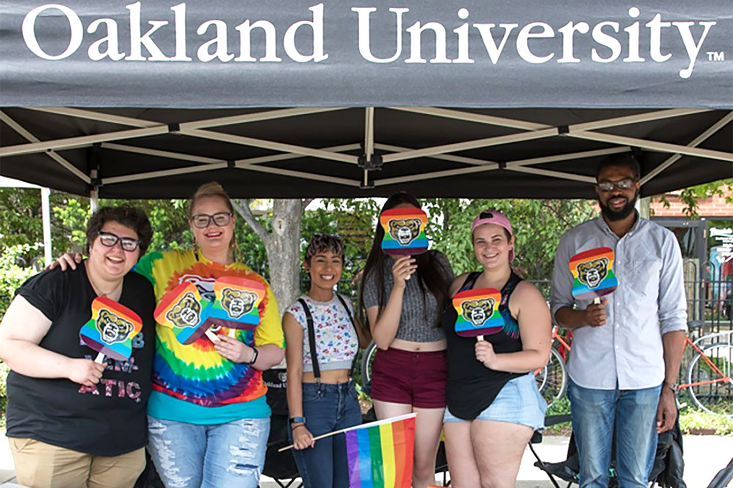 Oakland University to share LGBTQ pride at Ferndale, Motor City festivals