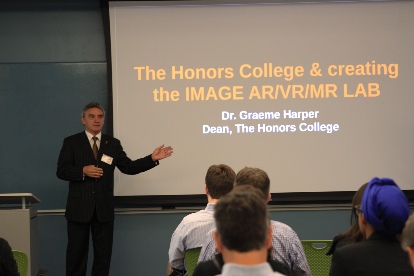Honors College AR-VR Event
