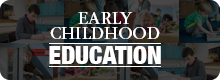 HDCS - Early Childhood Education Web Button