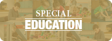 HDCS - Special Education Web Button