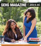 SEHS Magazine Button - 2015-16
