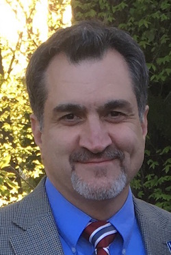 Headshot of Dr. Ramin Homayouni