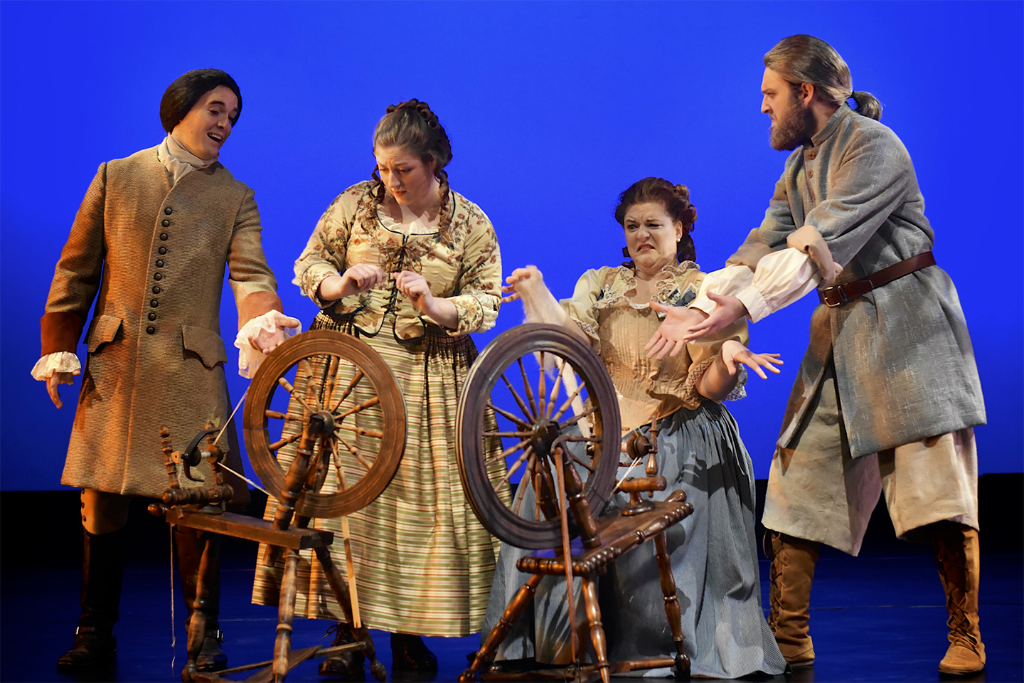 'Martha' brings romance, comedy and opera to Oakland University stage