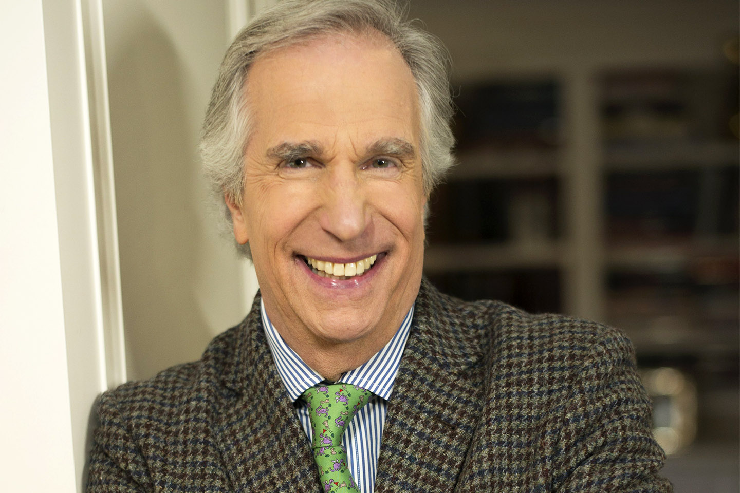 "Henry Winkler, ""The Fonz,"" to share inspiring message with ..."