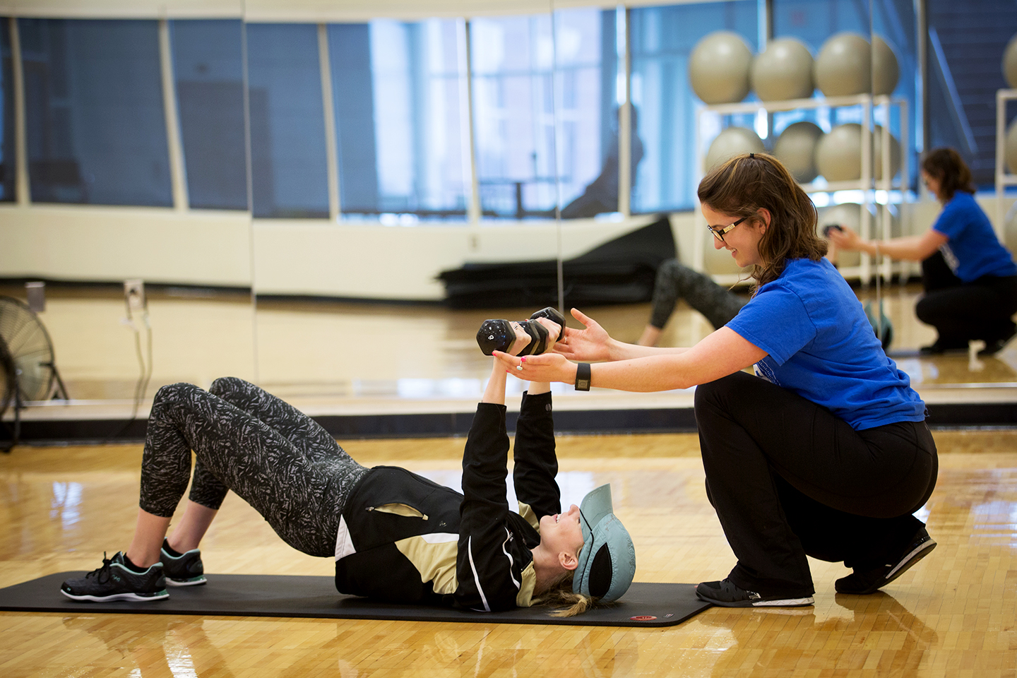 Earn Personal Trainer Certification Through Oakland University Pace