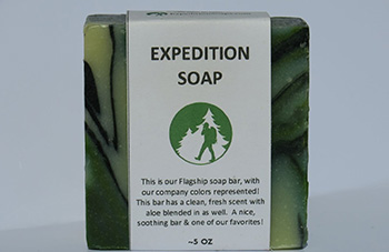 Expedition Soap