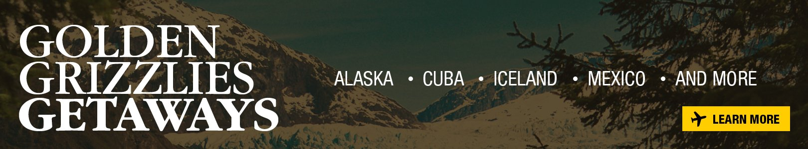 Oakland University Golden Grizzlies Getaway Alumni Travel Program. Visit Alaska, Cuba, Iceland, Mexico, and more.