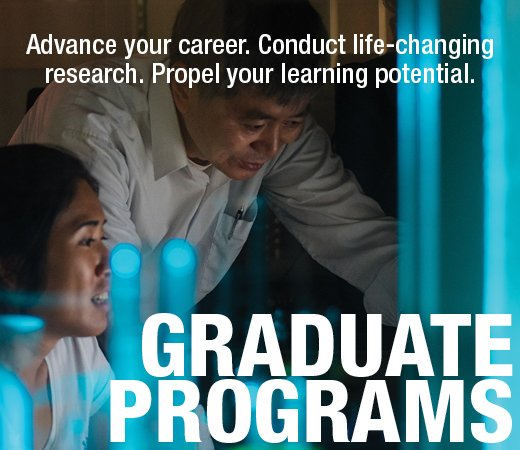 Advance your career. Conduct life-changing research. Propel your learning potential. Explore Oakland University's Graduate Programs.