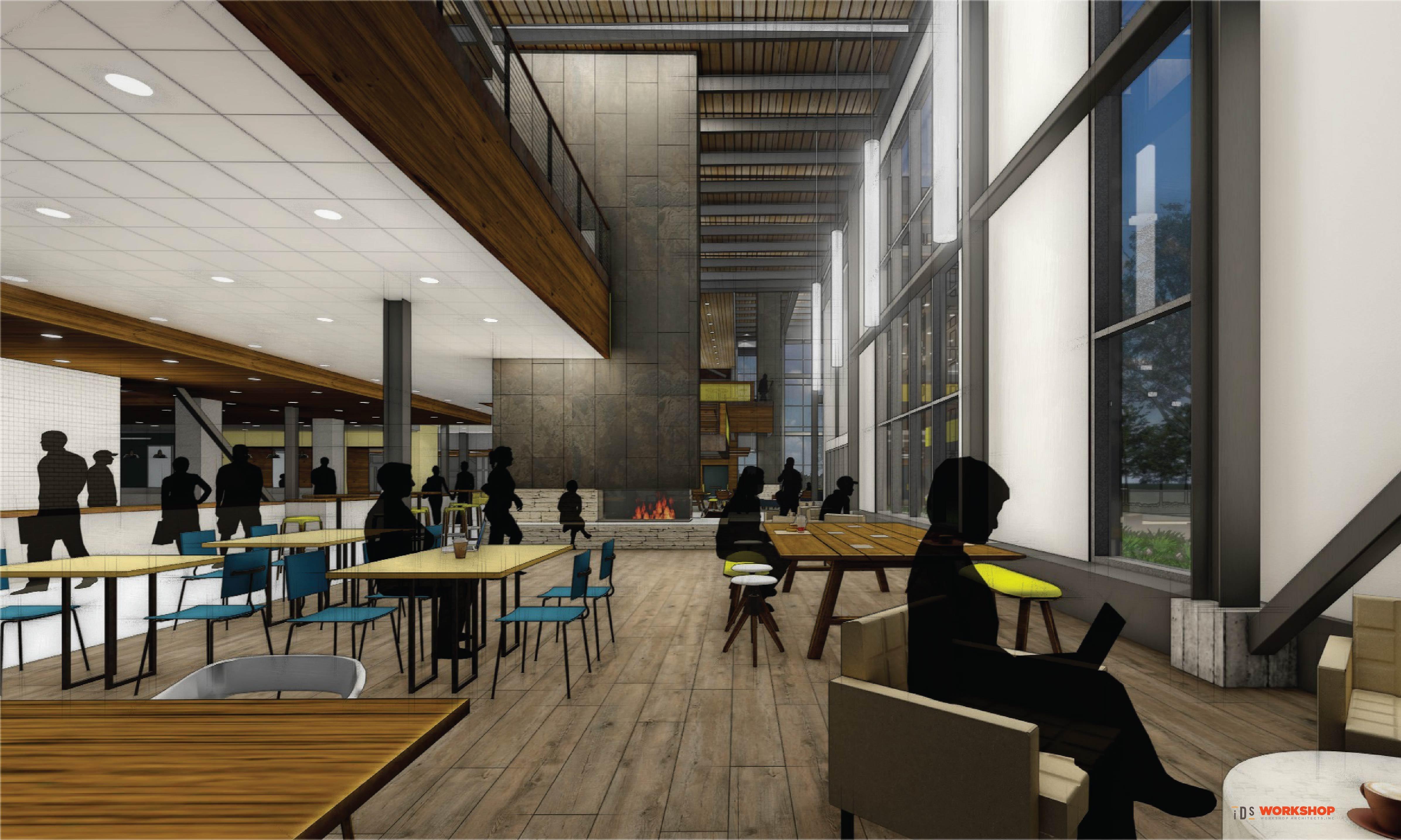 Oakland Center Expansion