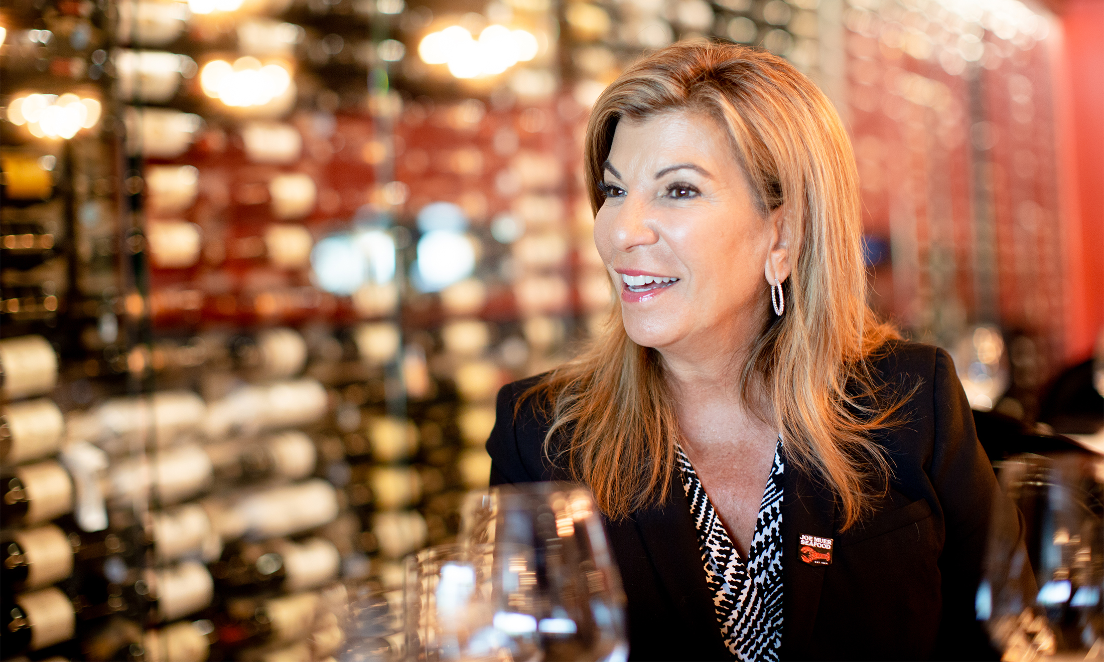 OU alumna Rosalie Vicari shares her journey from educator to COO of state's largest independent restaurant group