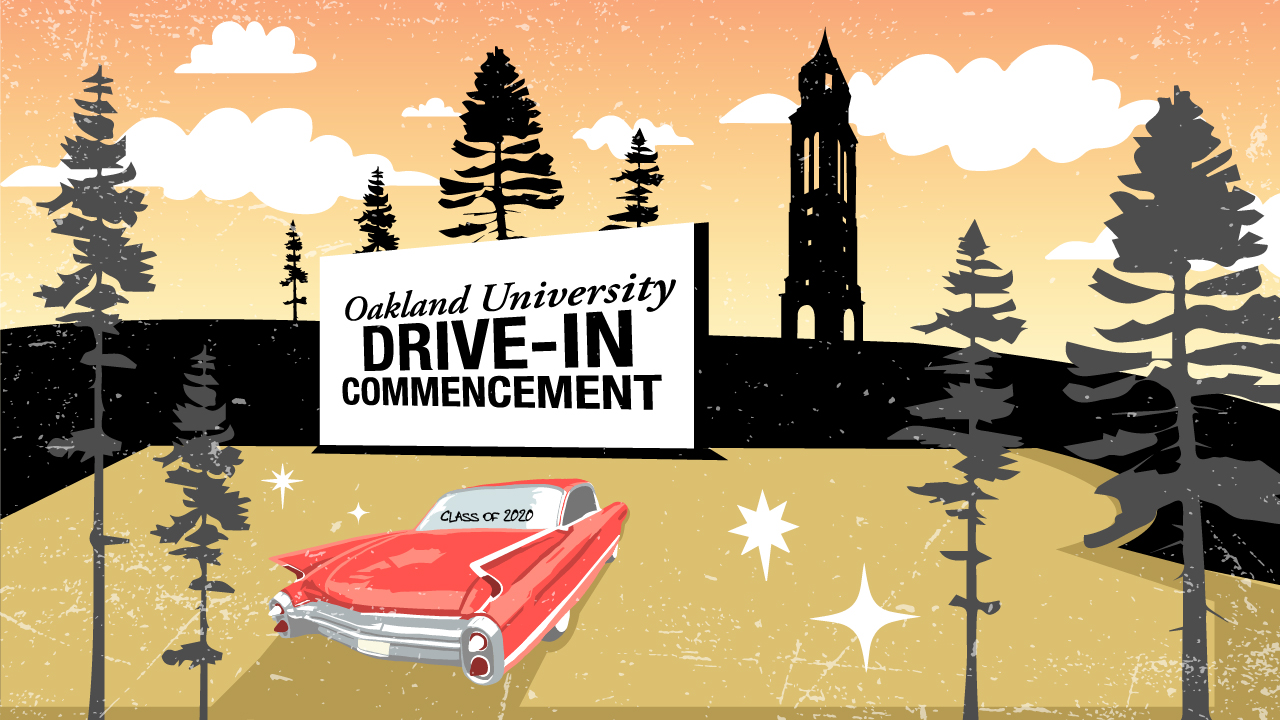 Drive-in Commencement