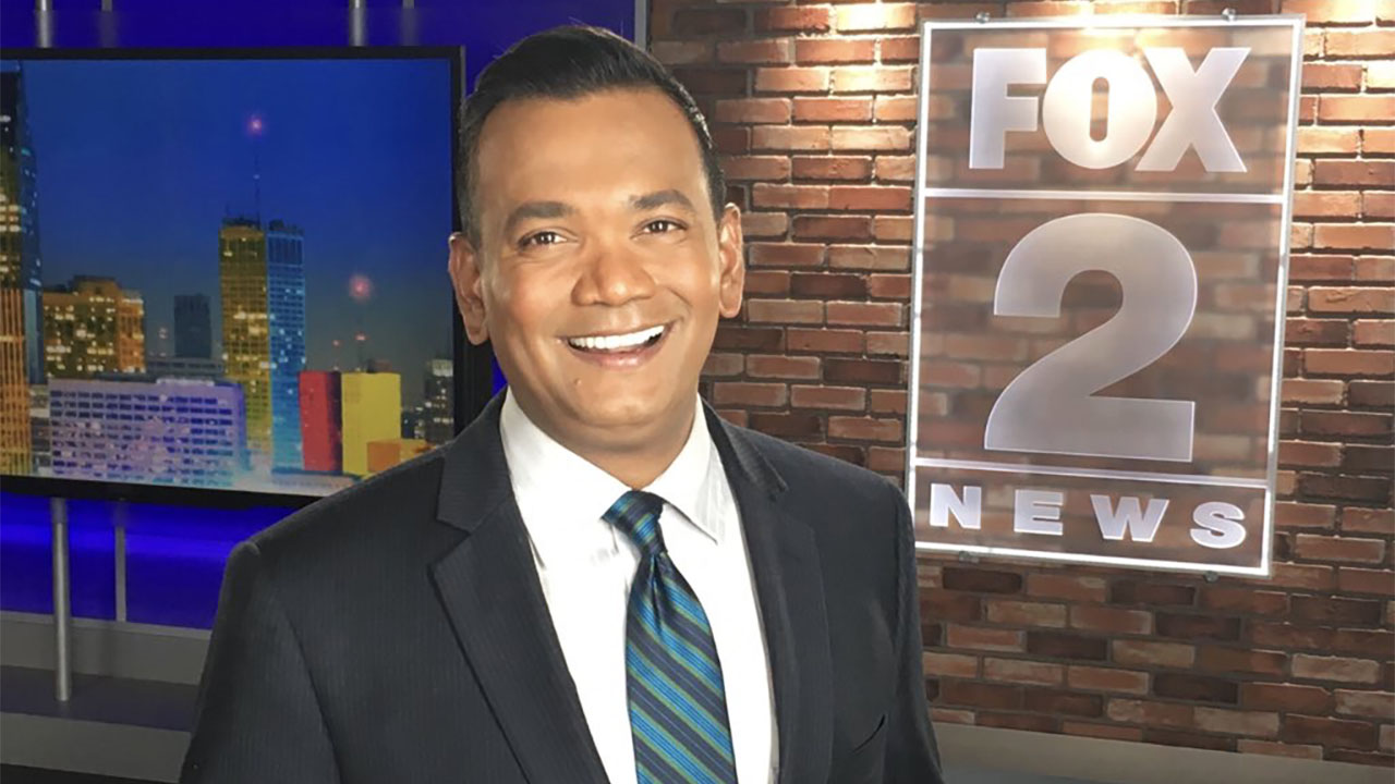 OU to welcome Fox 2 News anchor Roop Raj for hands-on