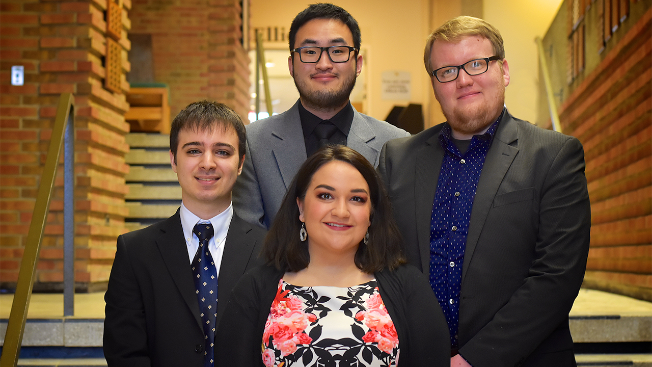 OU student performers to join OSO for 22nd Annual David Daniels Young Artists Concert