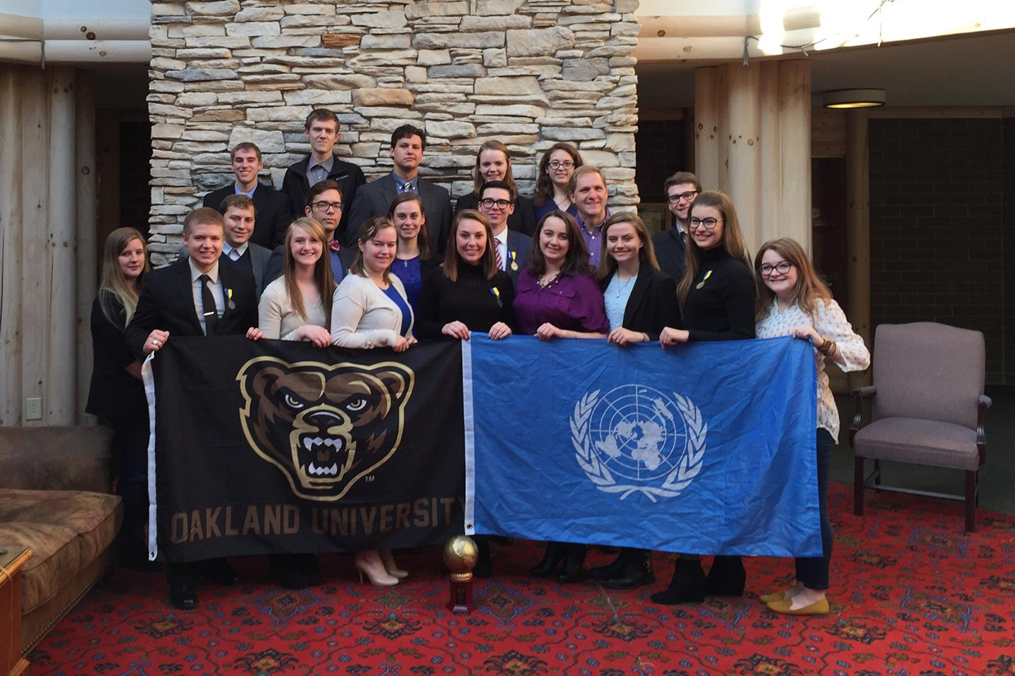 Model United Nations Team