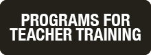 Programs for Teacher Training Button