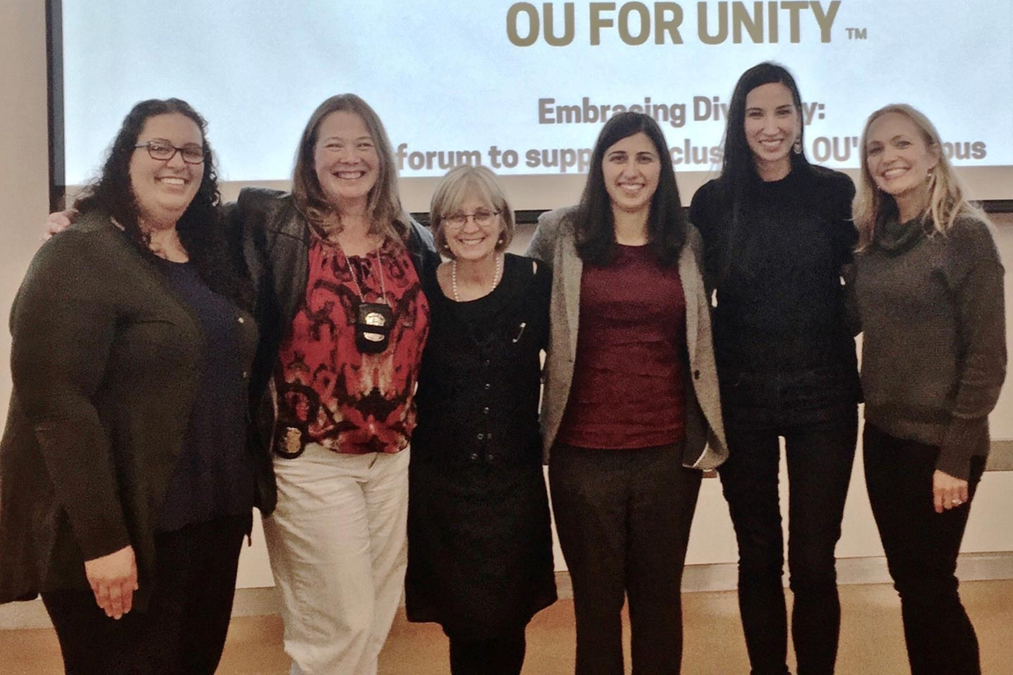 OU for Unity Panel