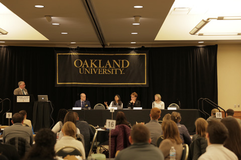 Interprofessional Workshop Panel Discussion