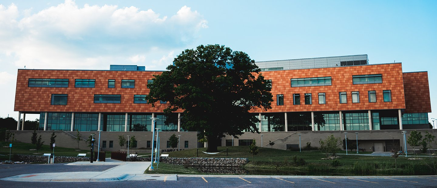 Human Health Building at Oakland University
