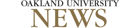 Oakland University News logo