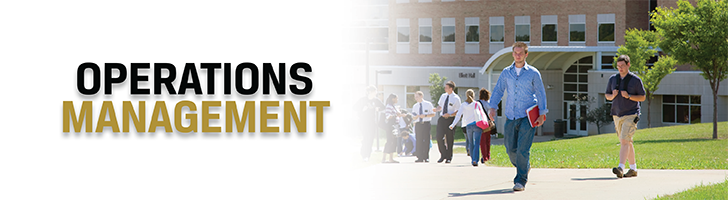 Operations Management - Undergraduate Majors-Minors - School