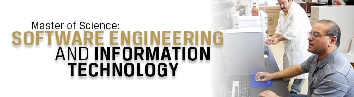 Master of Science: Software Engineering and Information Technology