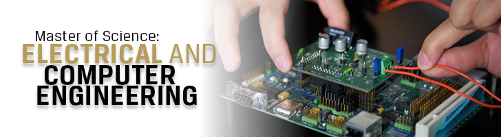 Electrical and Computer Engineering - Masters of Science Programs ...