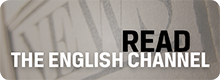 Read the English Channel newsletter