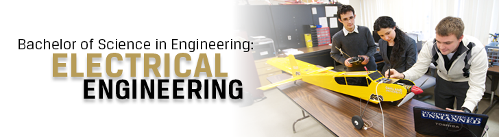Bachelor of Science in Engineering: Electrical Engineering
